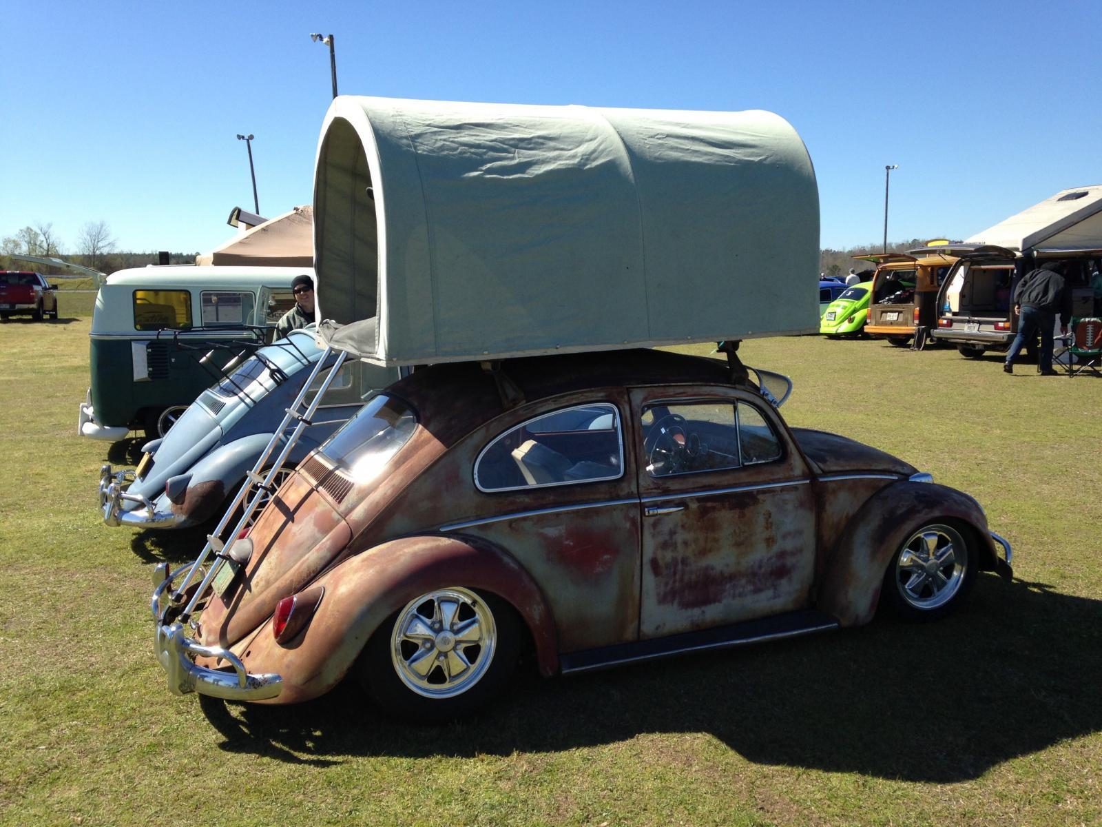 Carbak Roof Tent