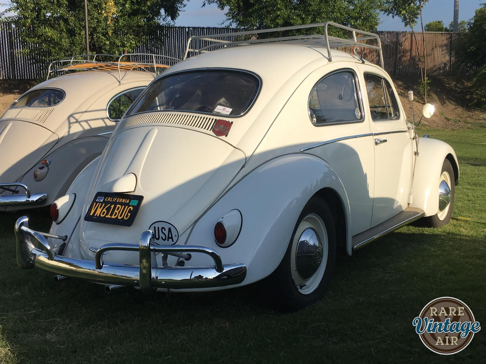 RVA at the Vintage VW Treffen 2017