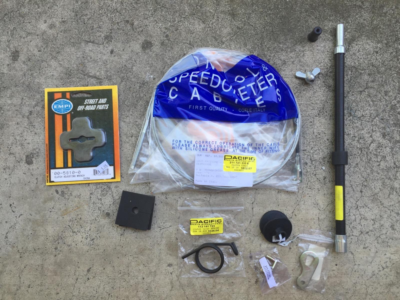 EMPI VW Clutch Adjusting Tool For Air Cooled VW Engines 5810