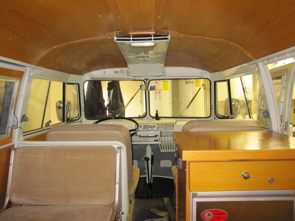 Camper Ceilings