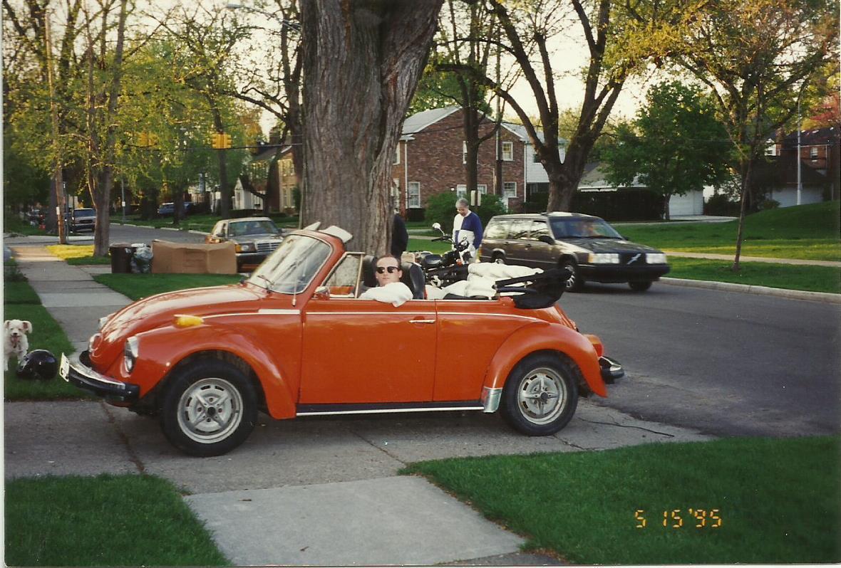 My Stolen '74 Super Beetle Convertible -- COLD CASE
