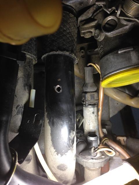 Hidden Vacuum Leak DigiJet