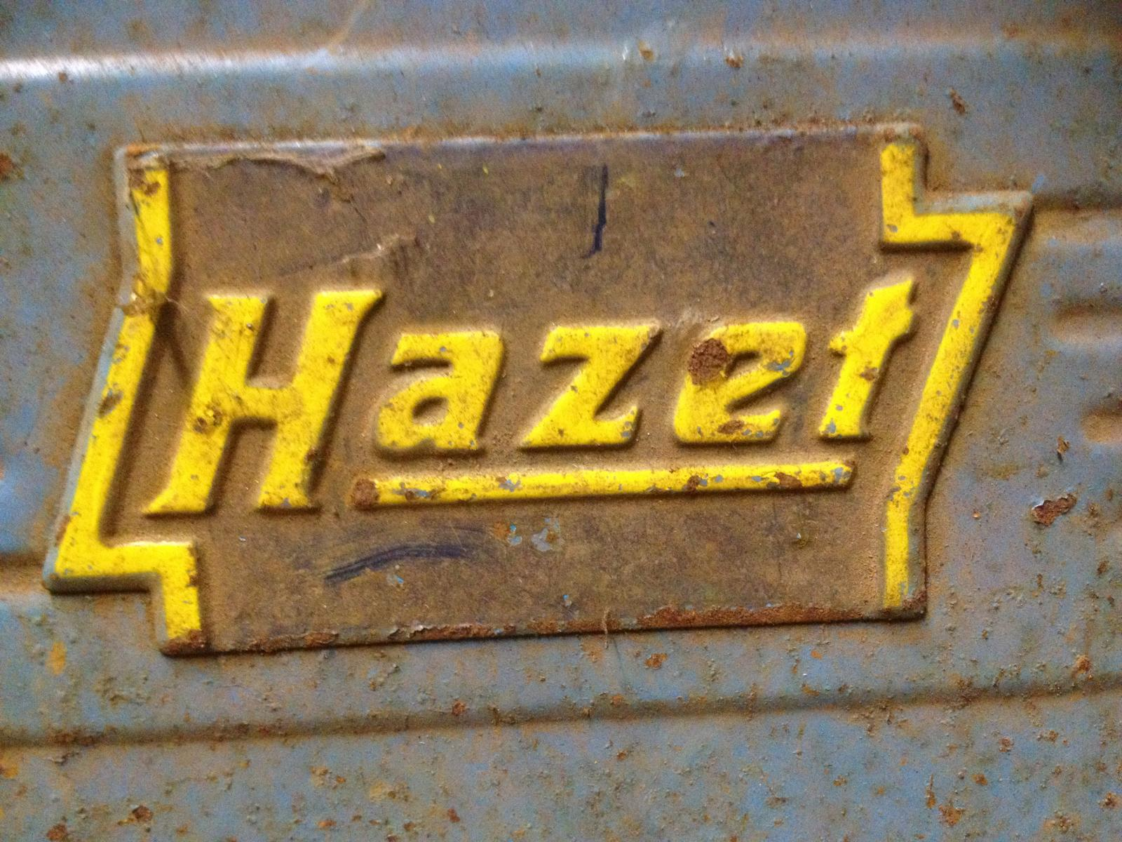 Small a Hazet Tool Box
