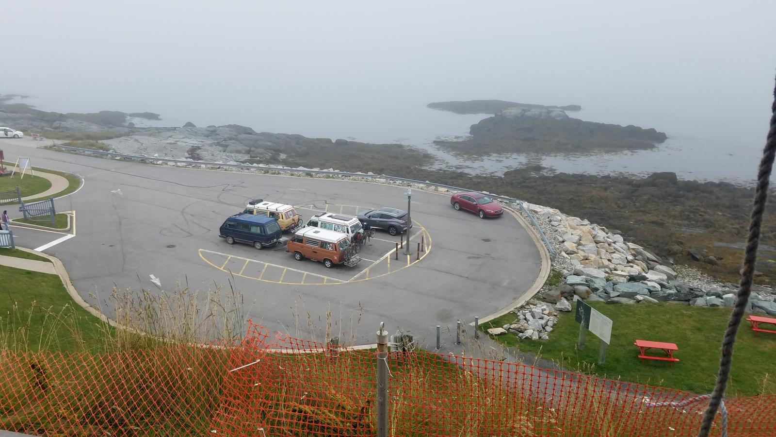 Southern most point in Nova Scotia