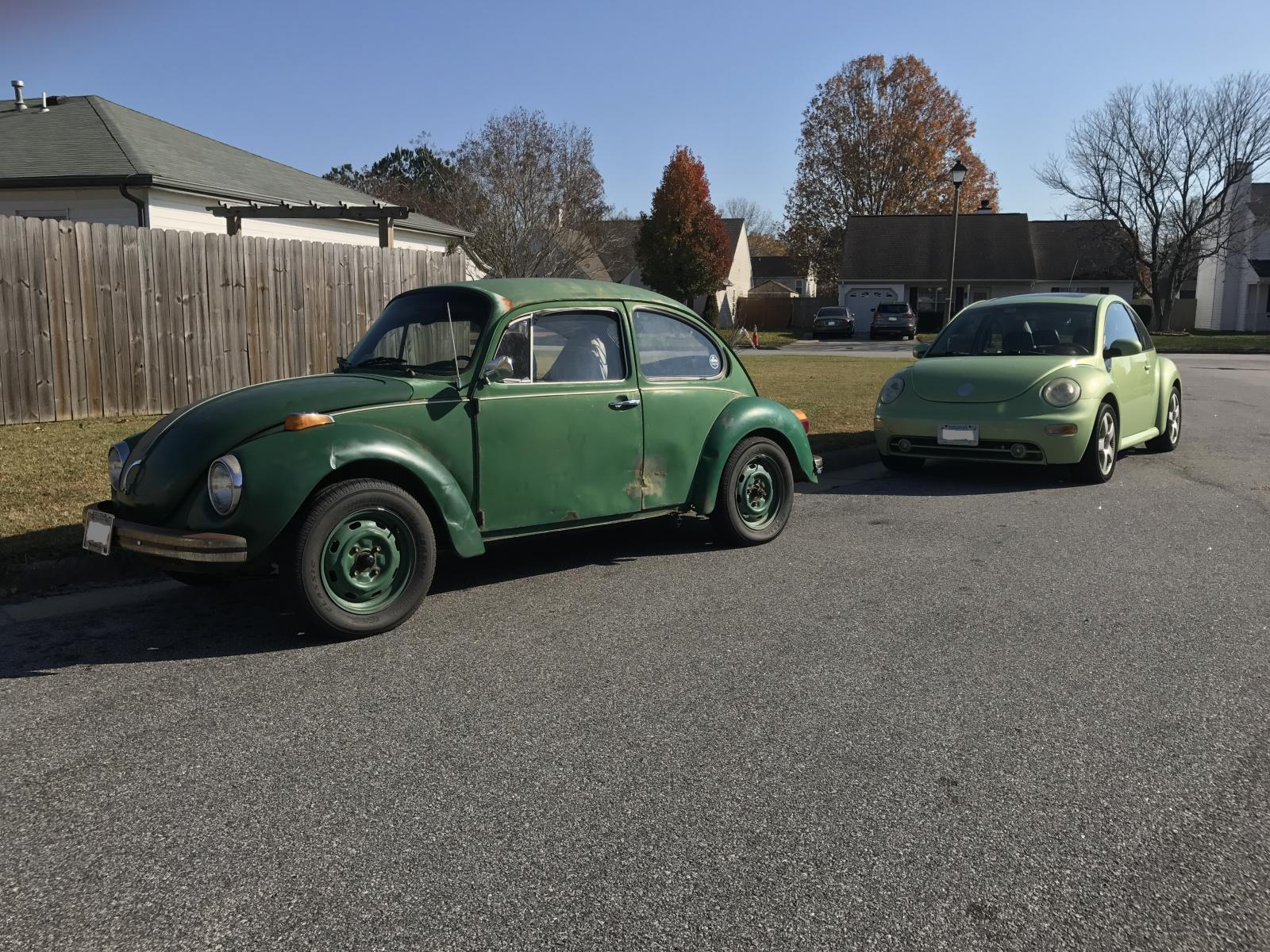 My 1973 Super Beetle