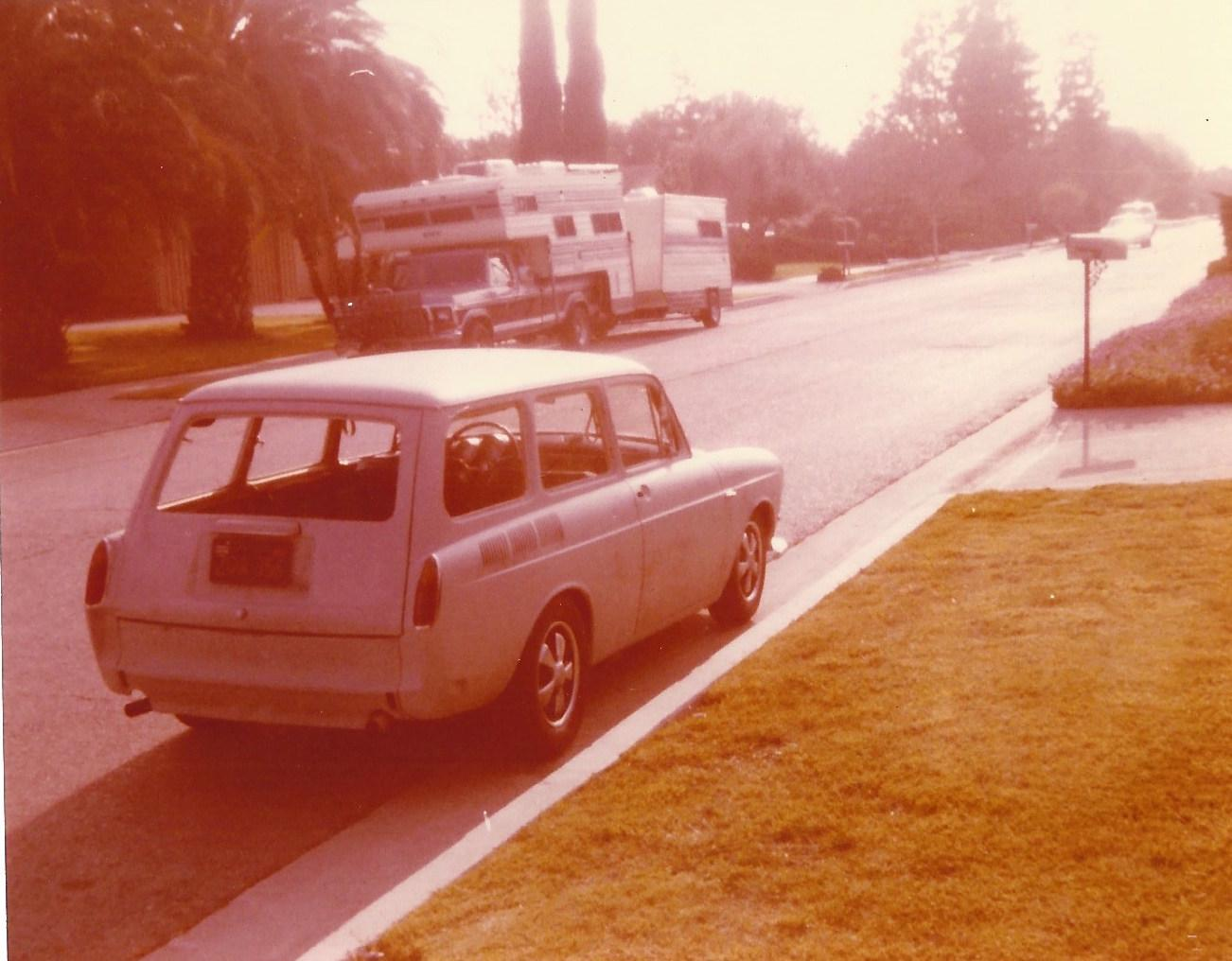 1969 Squareback - Buick V6 Power