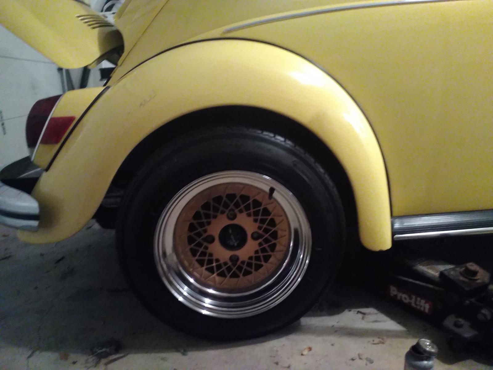 U.S Wheels