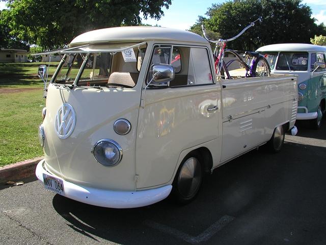 TheSambacom Gallery VW Club Of Hawaii Car Show - Car show hawaii