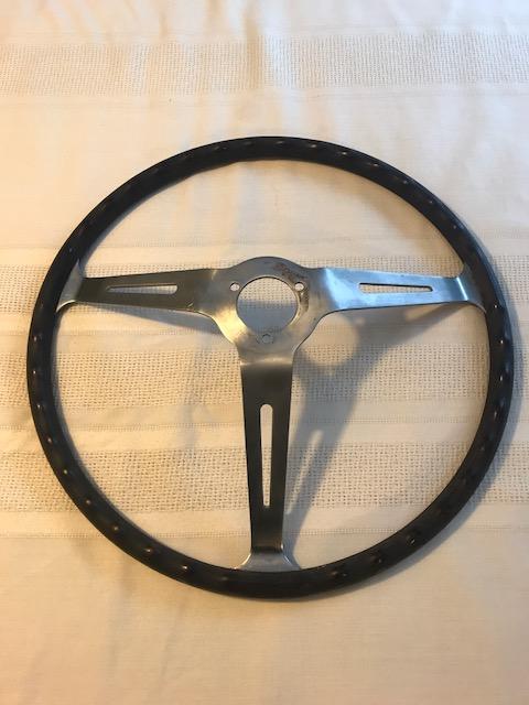 EMPI GTV Steering Wheel