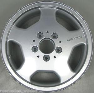 Mercedes wheel for Vanagon and Bus
