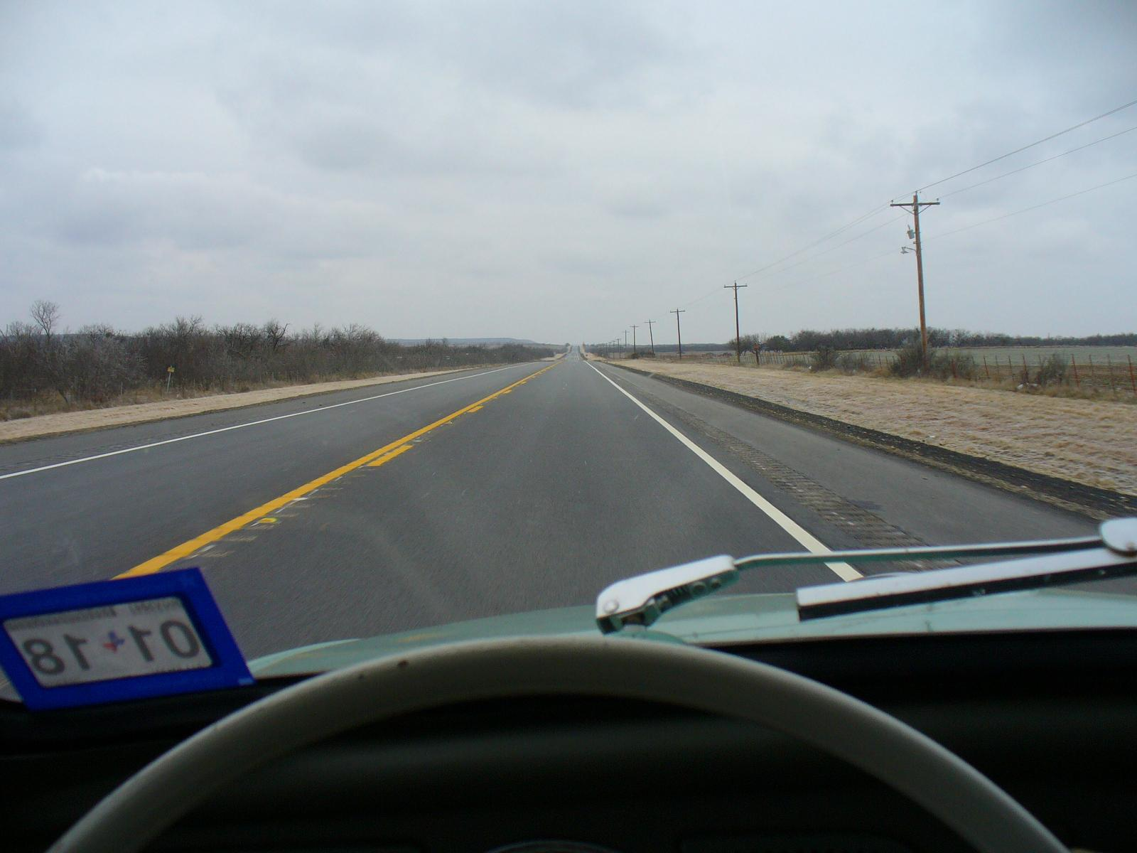 New Year's Drive