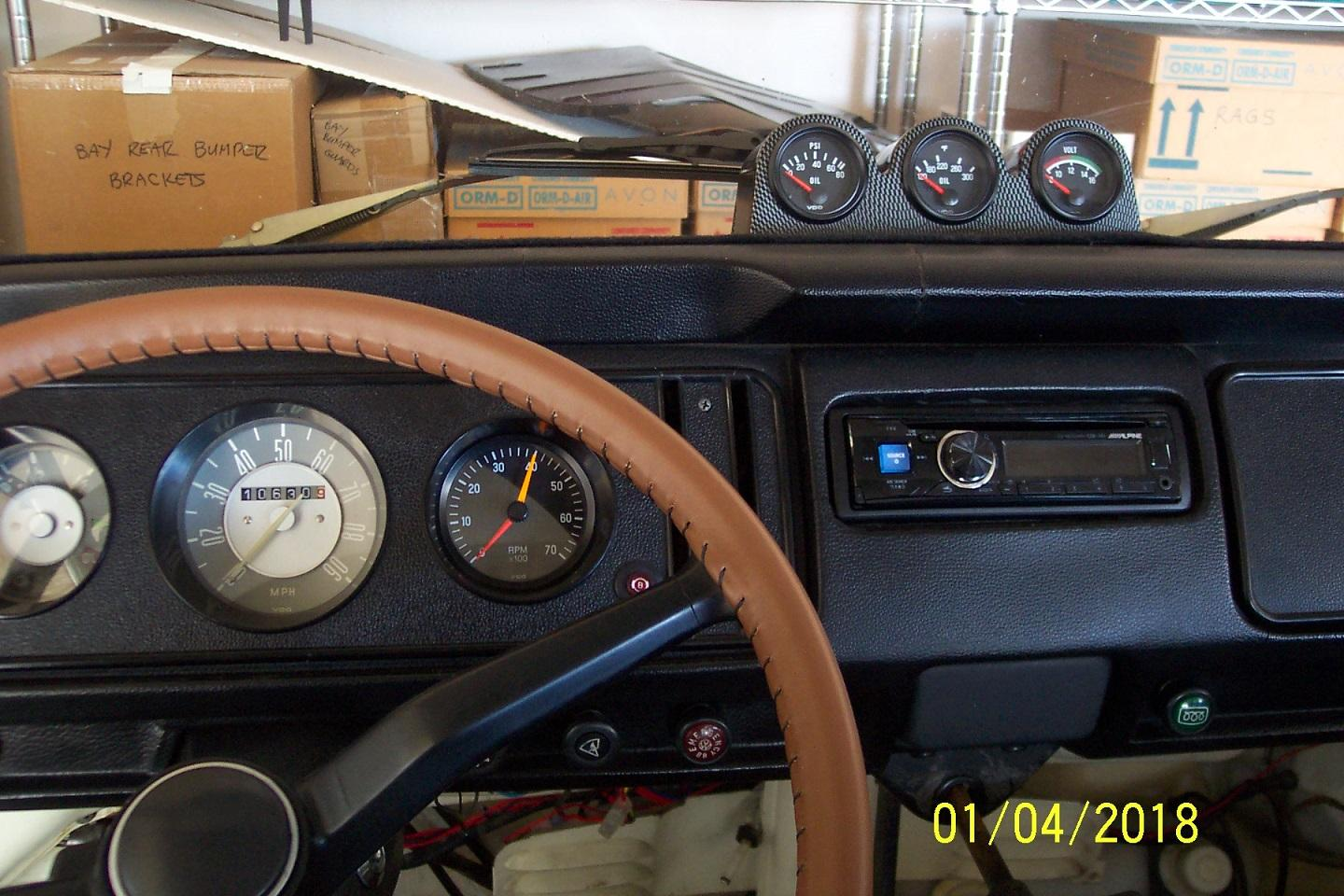 Bay Window Bus View Topic Tachometers And Other 1968 Roadrunner Wiring Diagram Also Fuel Gauge Image May Have Been Reduced In Size Click To Fullscreen