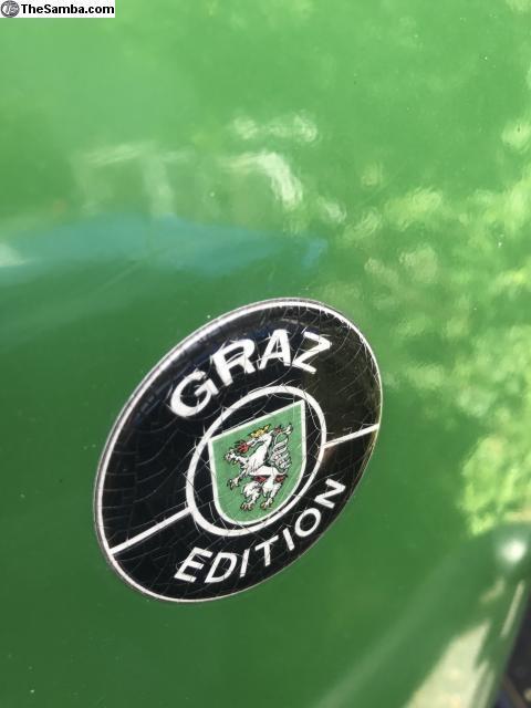 Graz Edition Badge