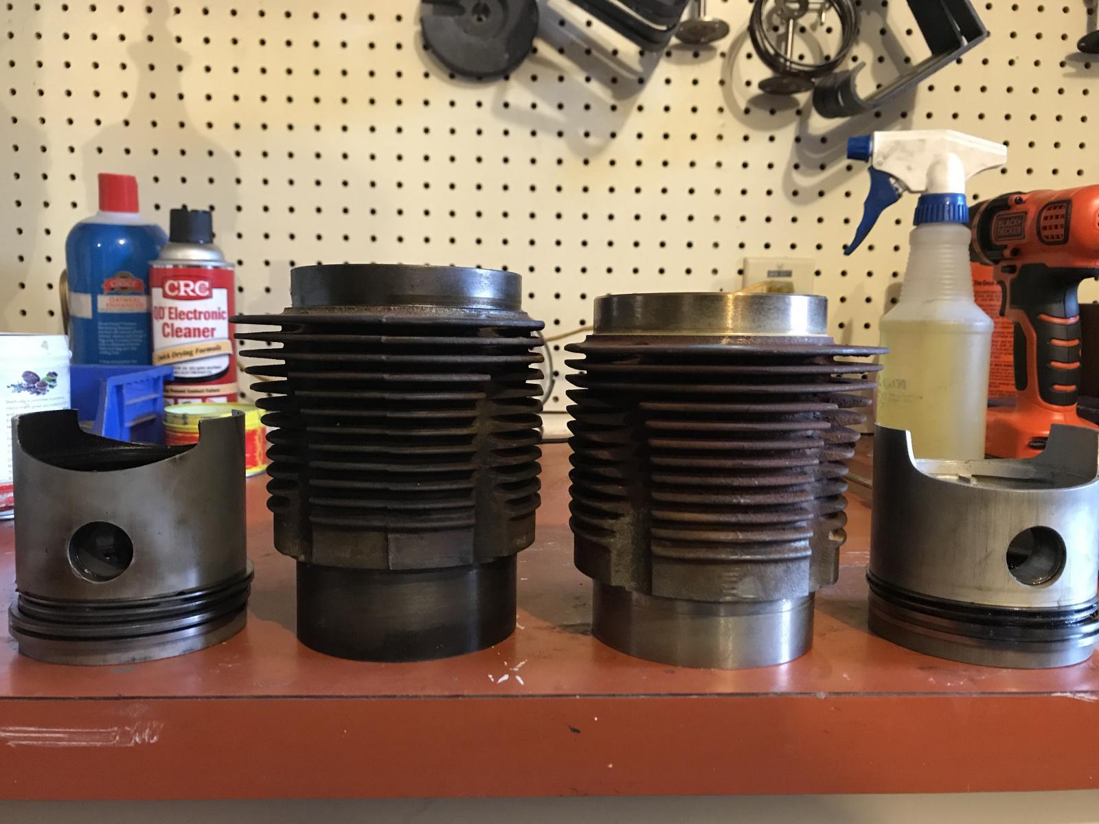 Piston Cylinder