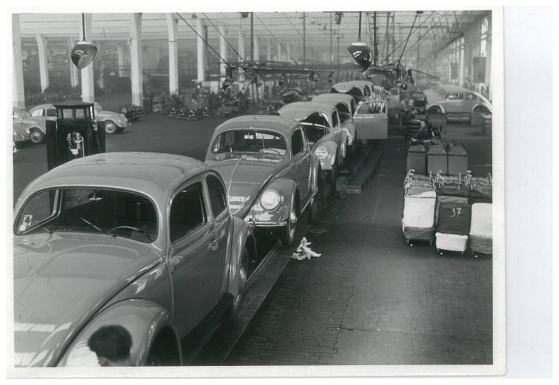 1949 Factory Split-Window Beetle photo