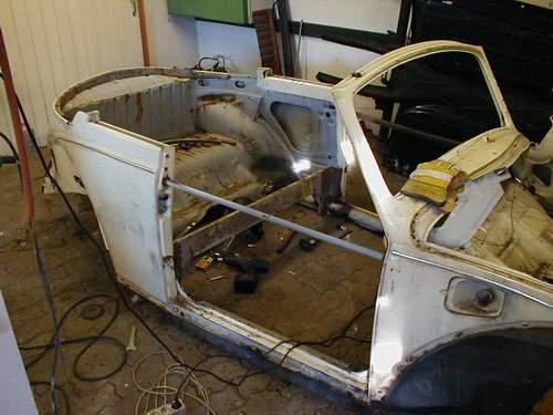 vw convertible 67.