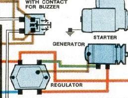 Thesamba Com Beetle 1958 1967 View Topic Generator Voltage Regulator Wiring