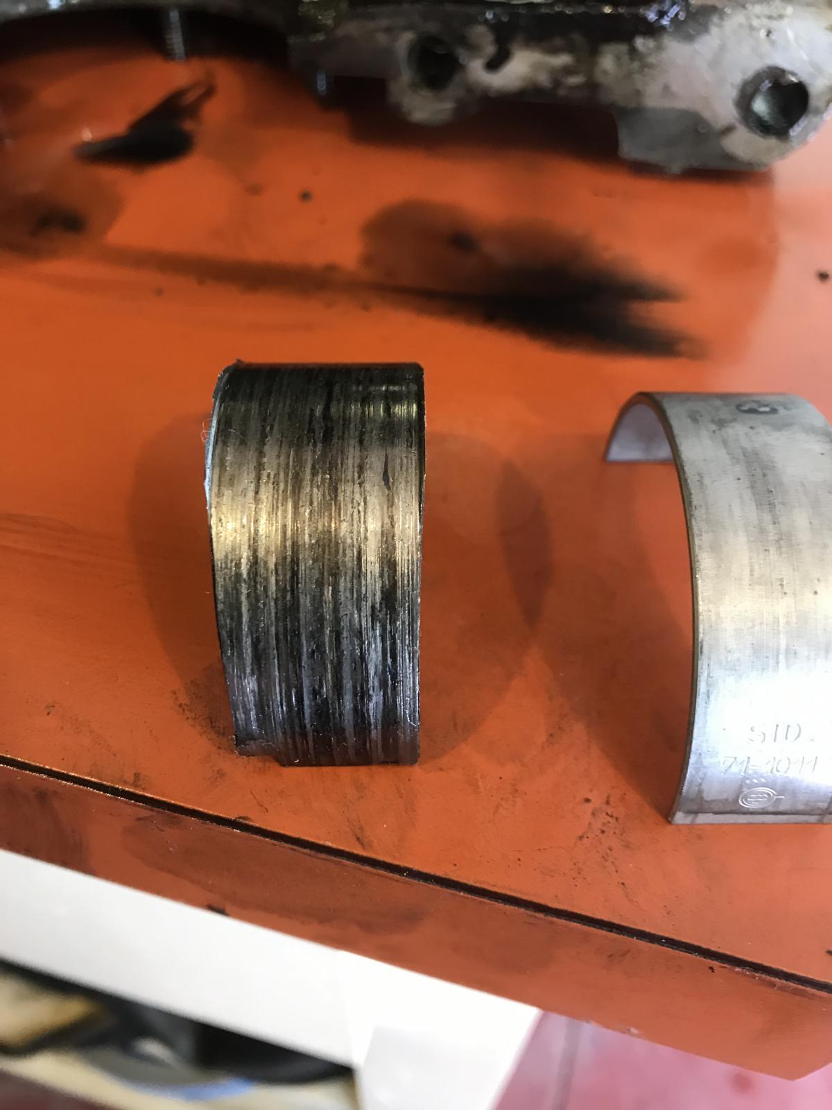 Rod bearing