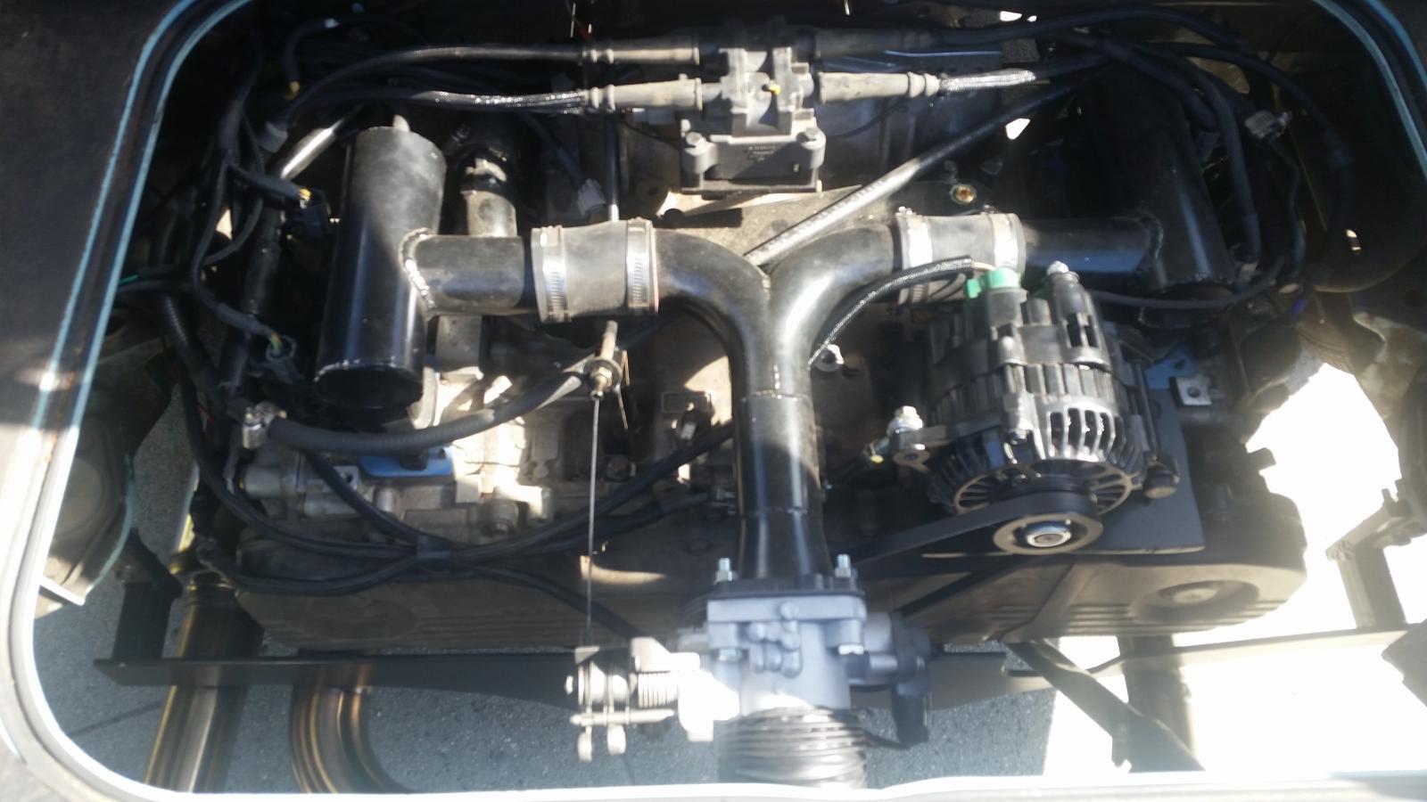 EJ25 Subaru Squareback