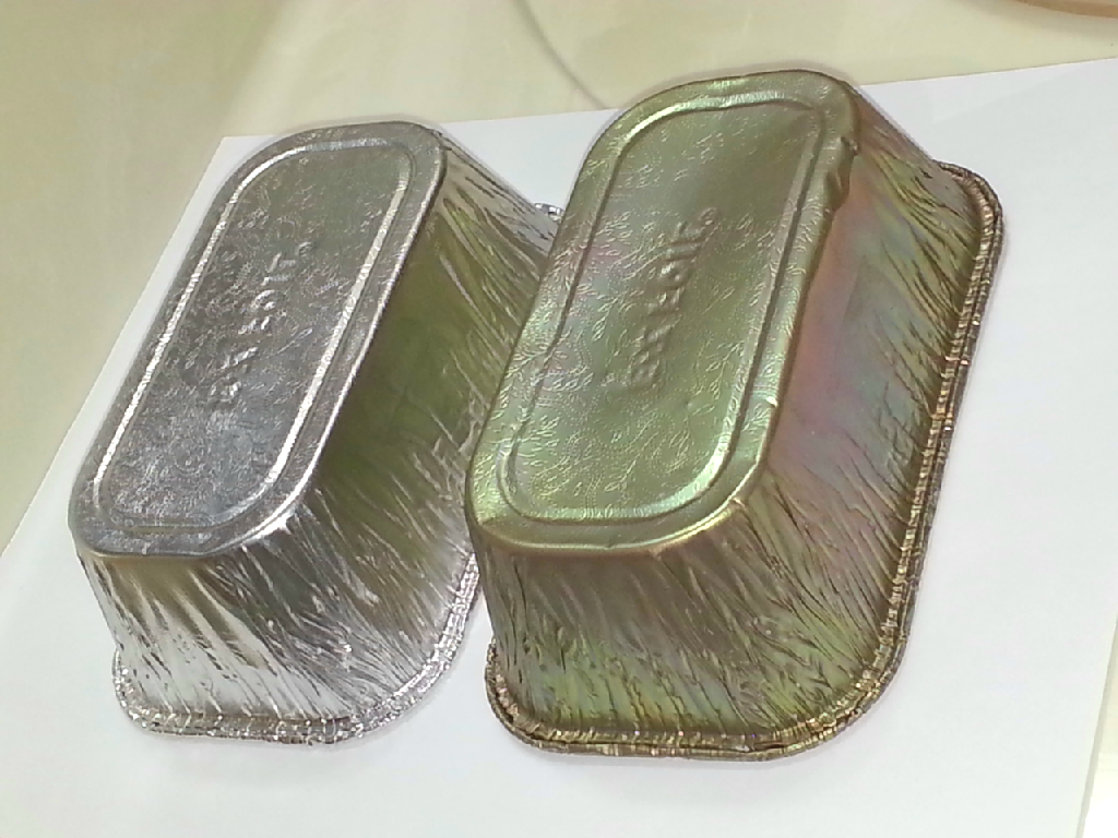 Faux Cad Plating Look For Aluminum