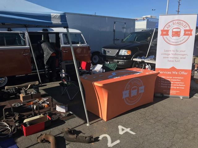 Pomona Car Show and Swap Meet