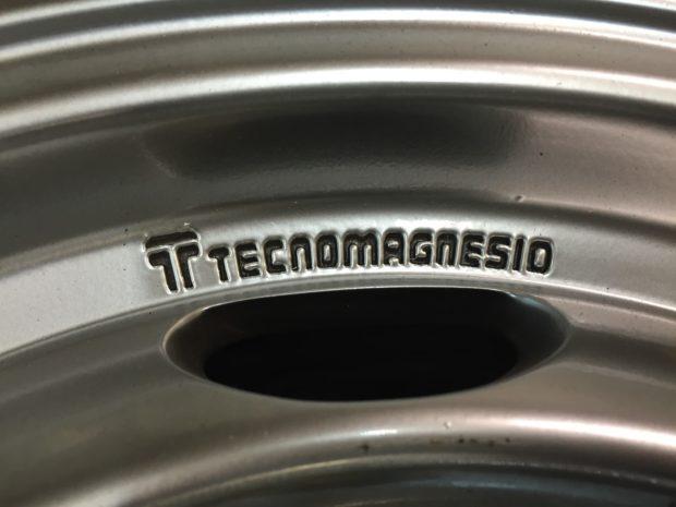 Technomagnesio alloy wheels