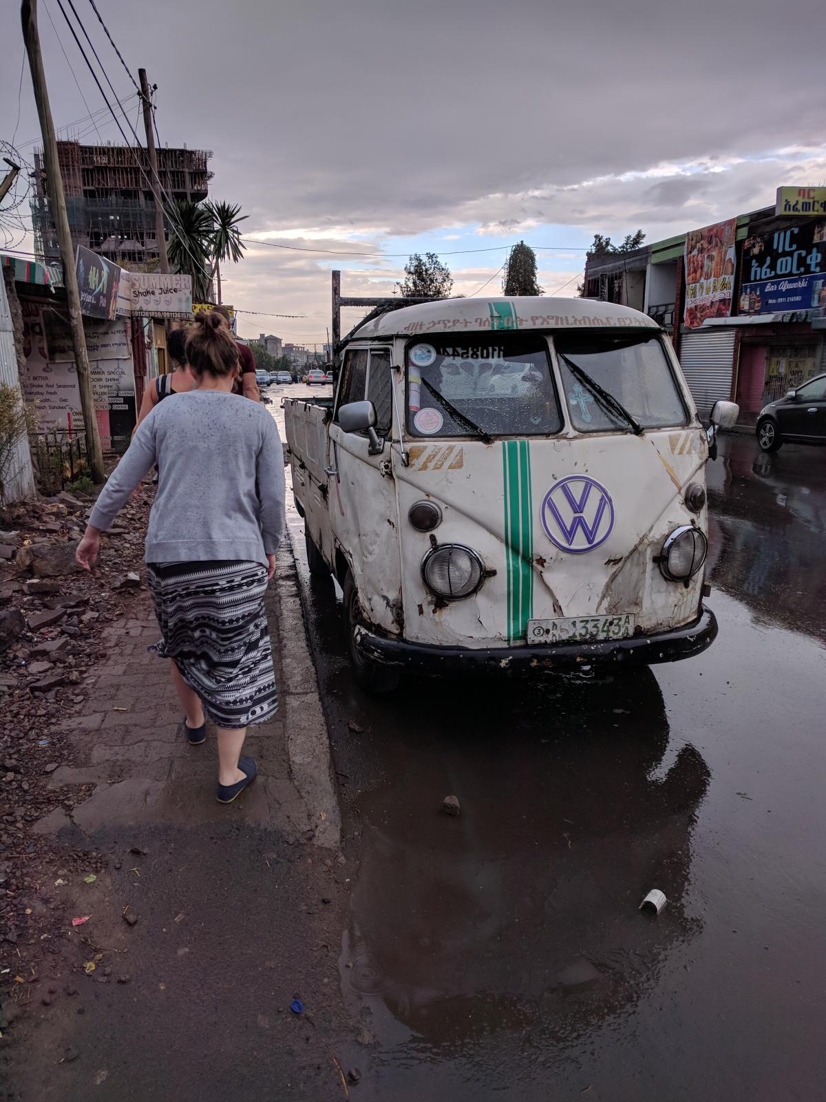 Ethiopian Single Cab