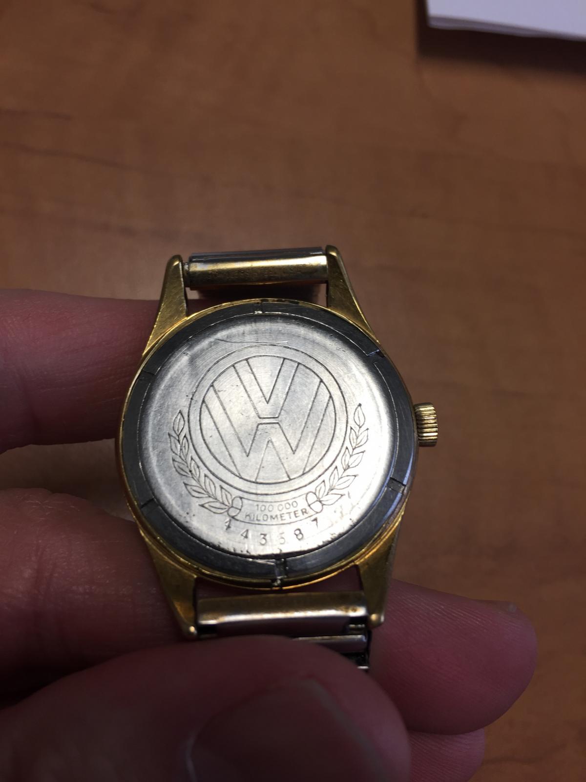 100,000 km watch