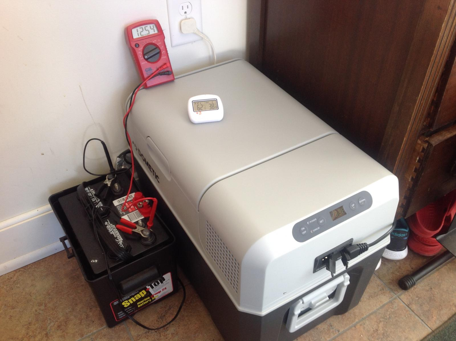 TheSamba com :: Vanagon - View topic - What PORTABLE fridge
