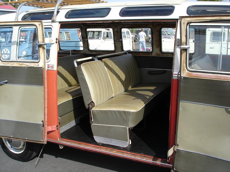 TheSamba Type 2 Bus Paint And Upholstery Codes