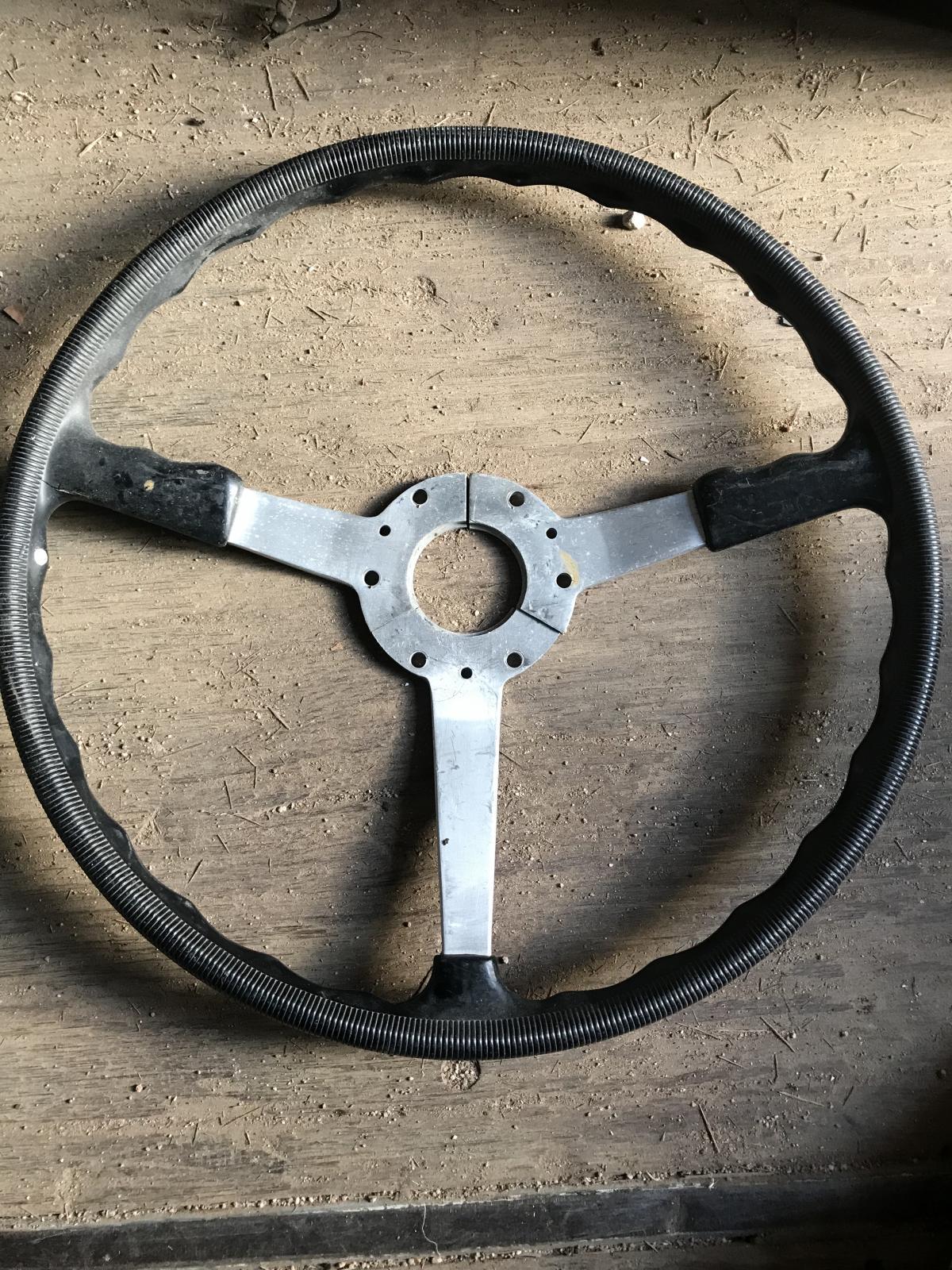 Steering wheel ID