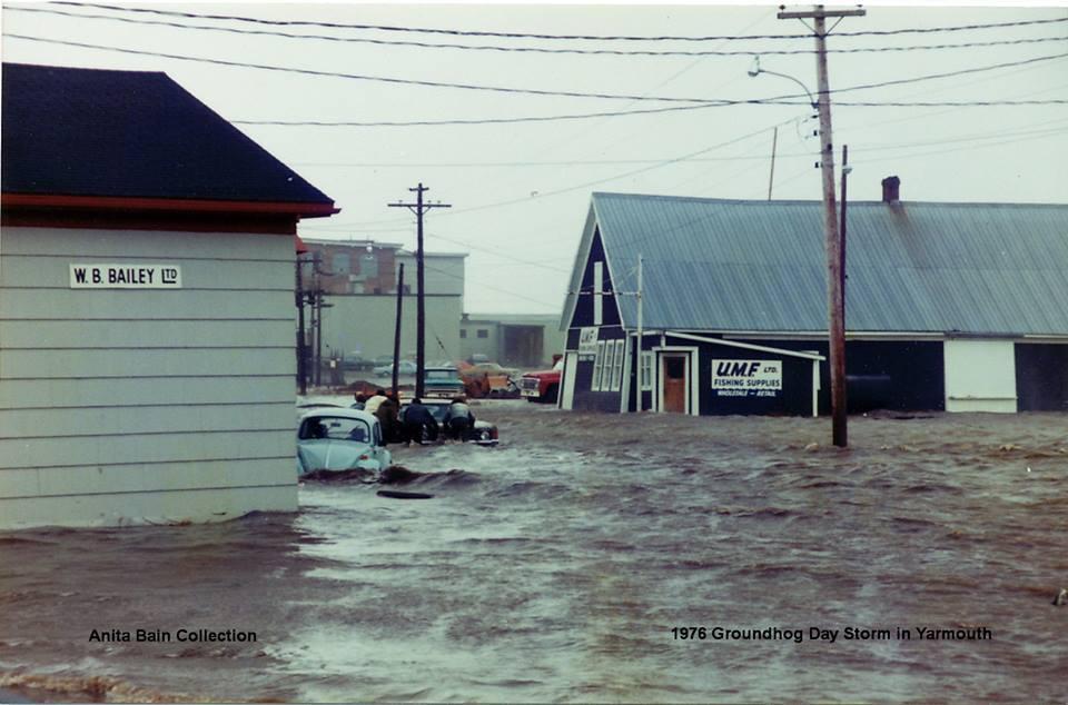 Groundhog Day storm 1976