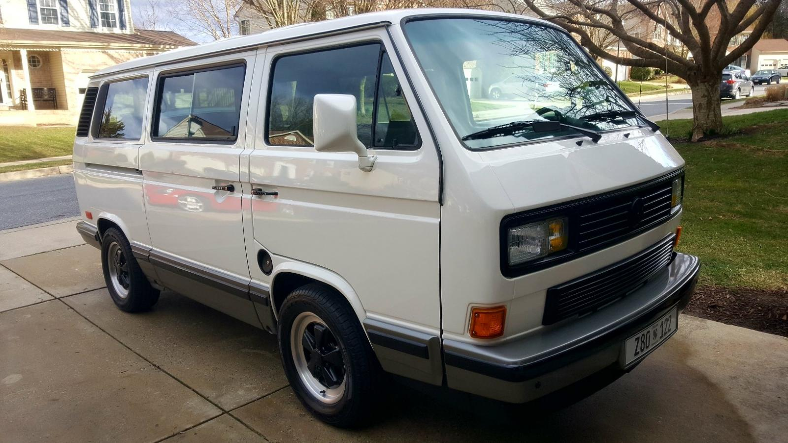 FUCHed up the Vanagon