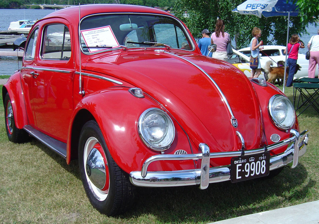 My '61 at this past summer 2004 Carfest at Kenora, Ontario in Canada