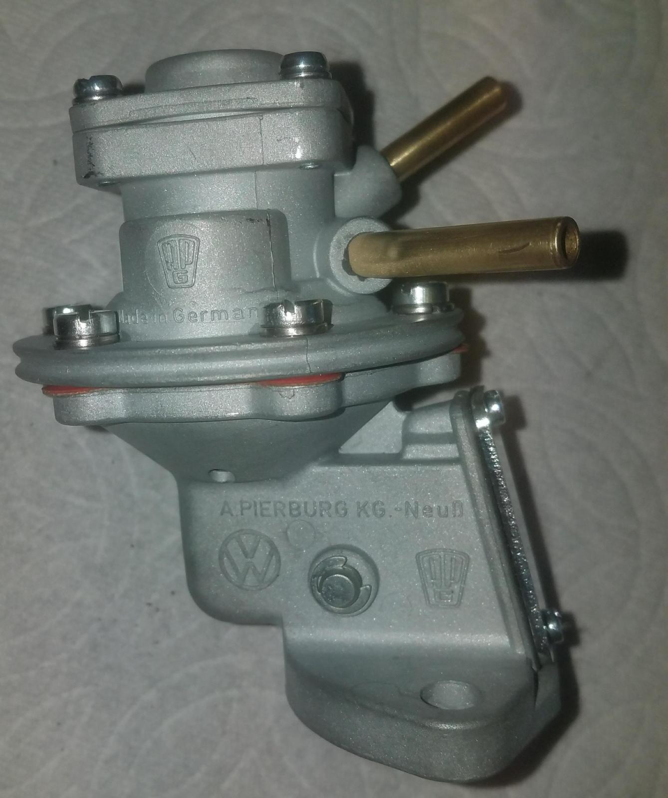 Factory remanufactured German Square top fuel pump