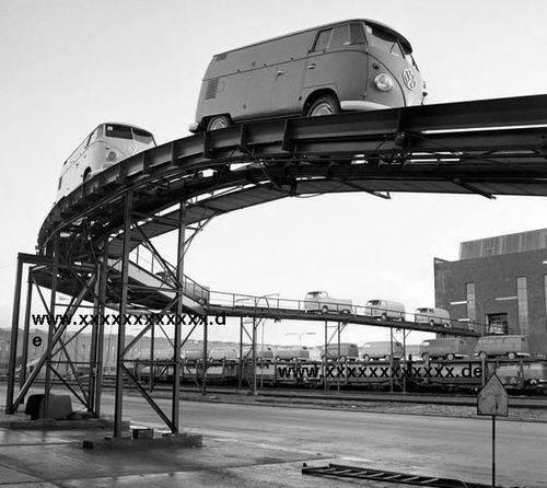 VW Assembly Line