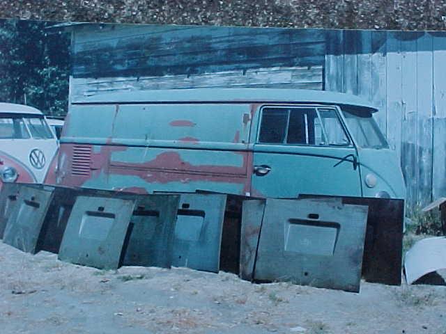 Verkaufswagen '65