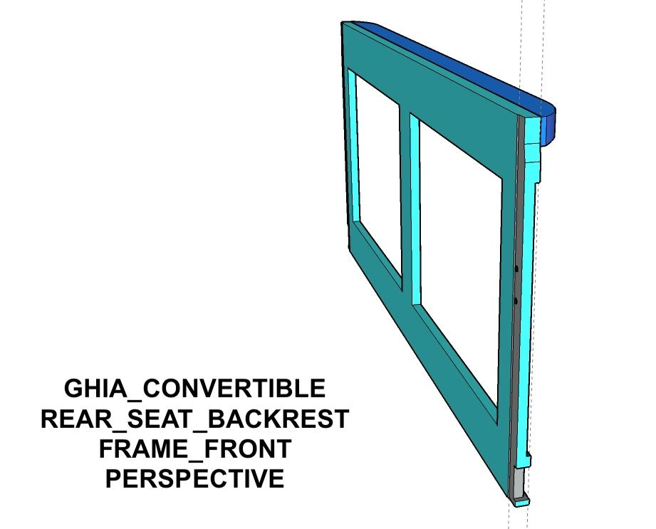 Karman Ghia Rear Seat Backrest Anatomy Evil_Fiz   View other images: From Evil_Fiz Rows Grid    In Ghia - Convertible Search Forums for photo Action: Edit Delete Move