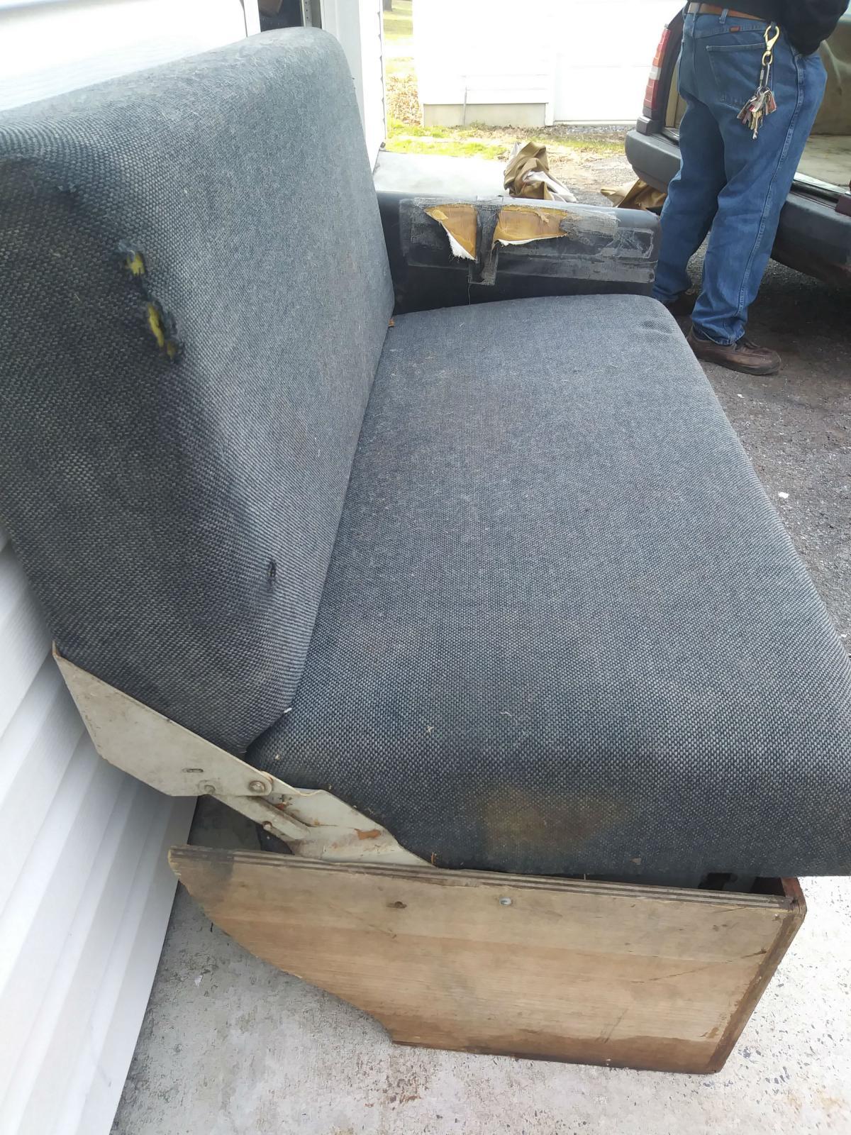 67 rear bed
