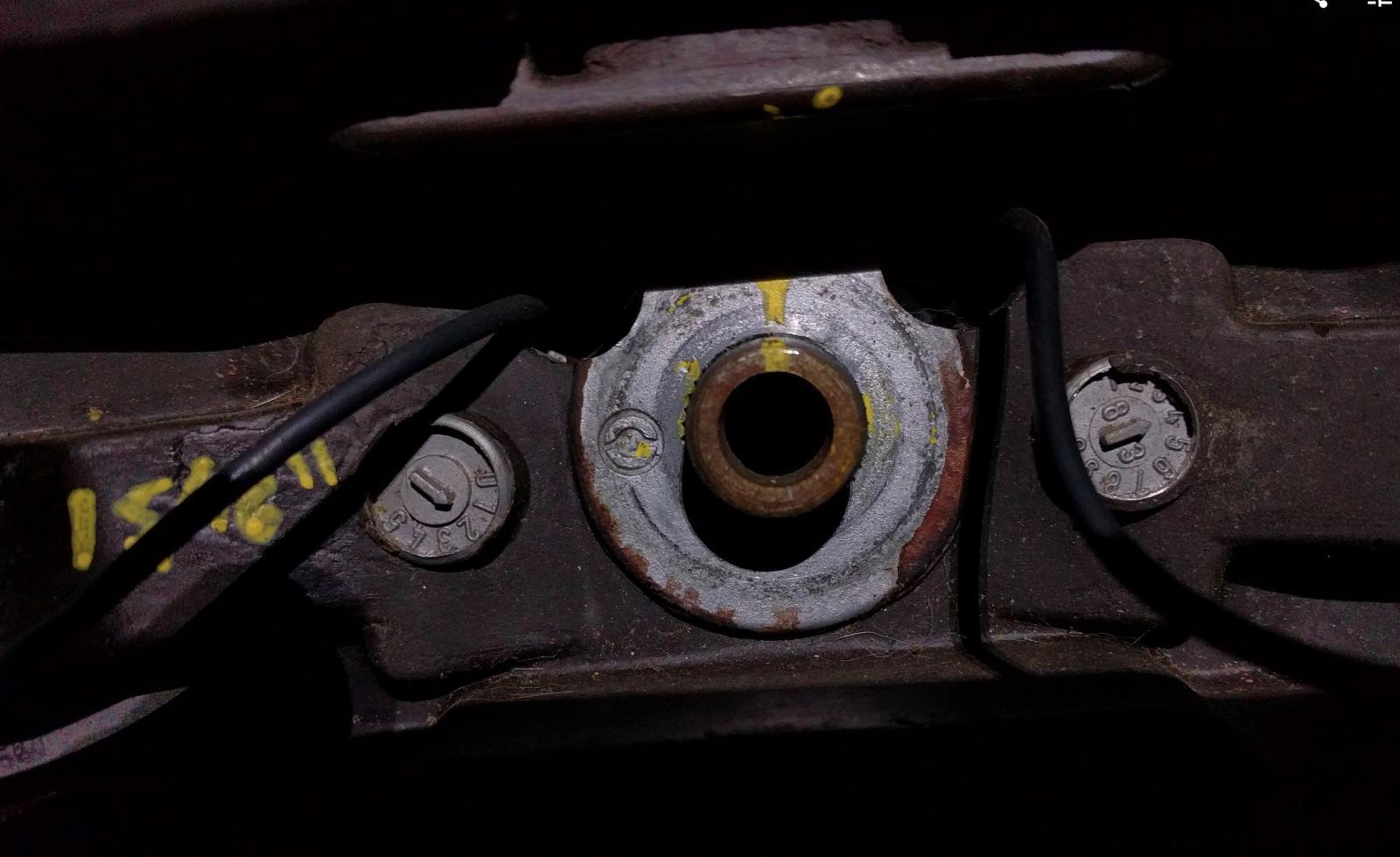 horn ring repair