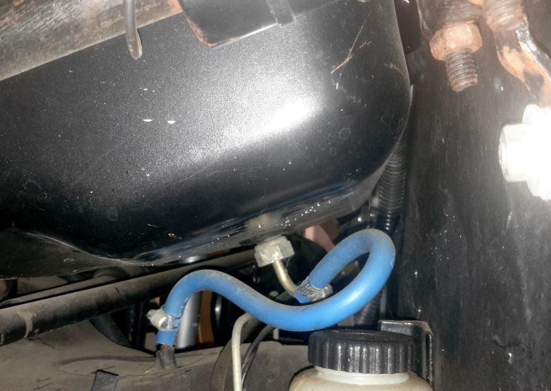 FG Buggy Gas Tank