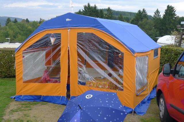 Piroschka Klepper Ten Trailer Camper