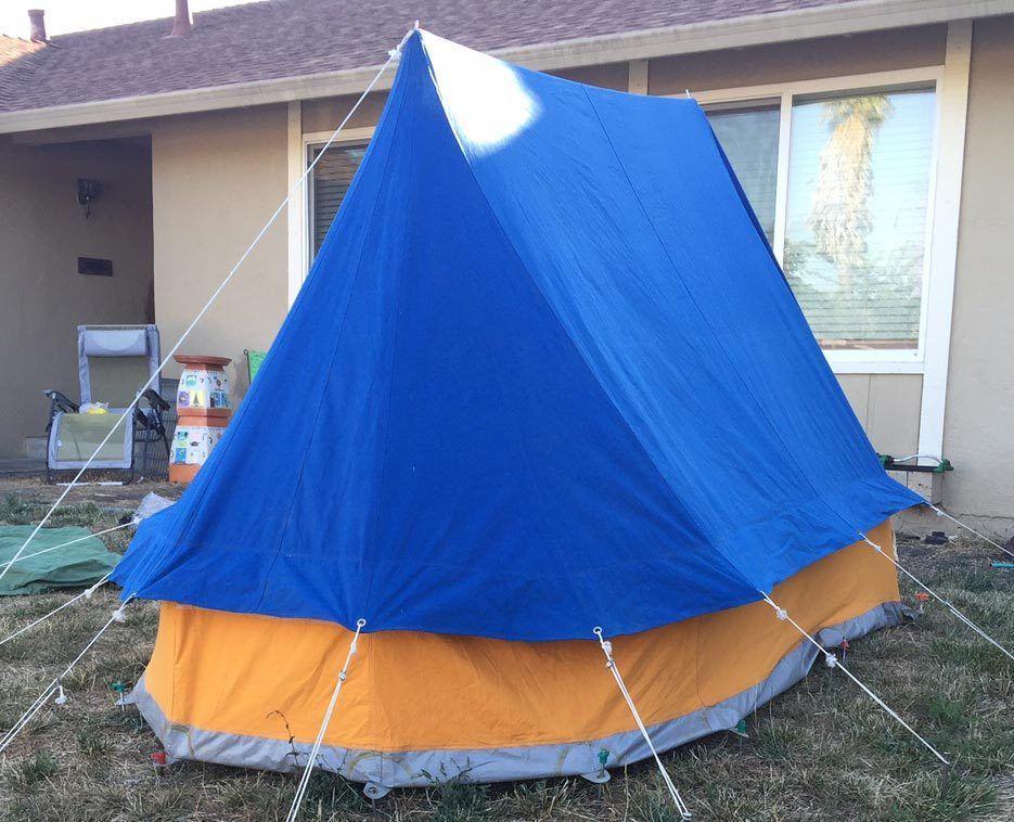 Klepper Tent - Smaller Version