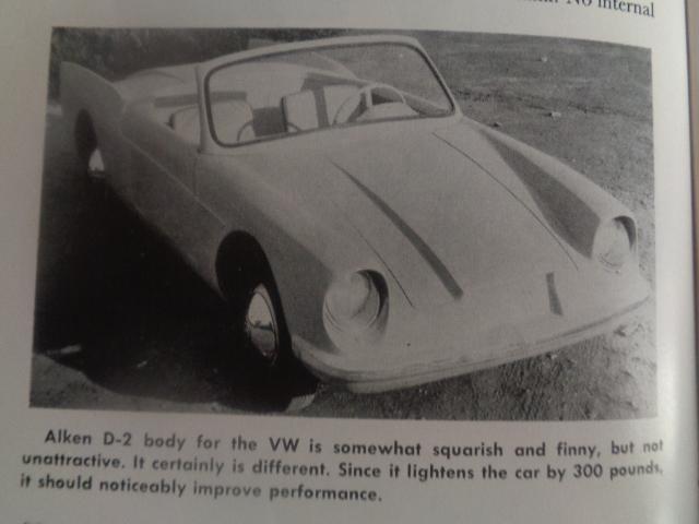 The Alken D-2 Kit, 1958