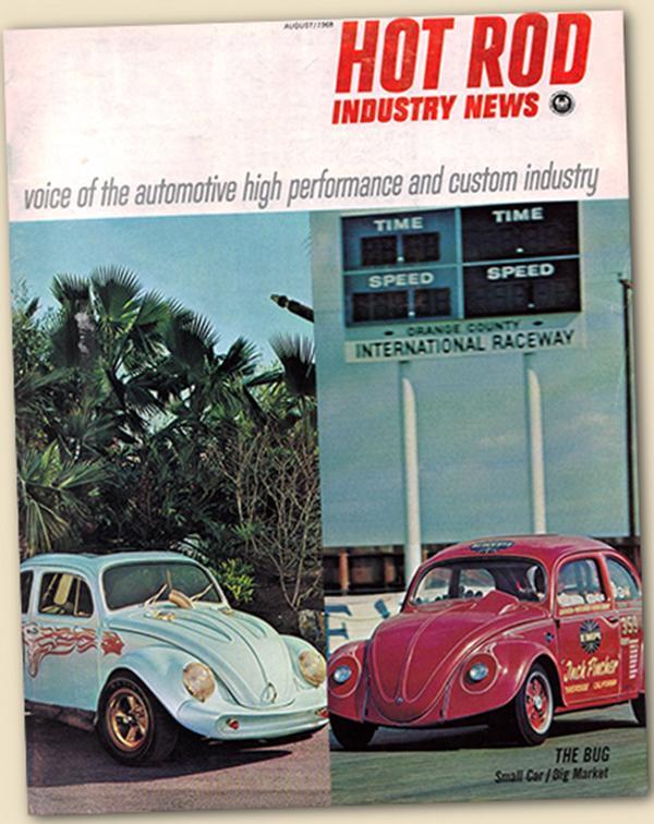 The Bug Small Car / Big Market