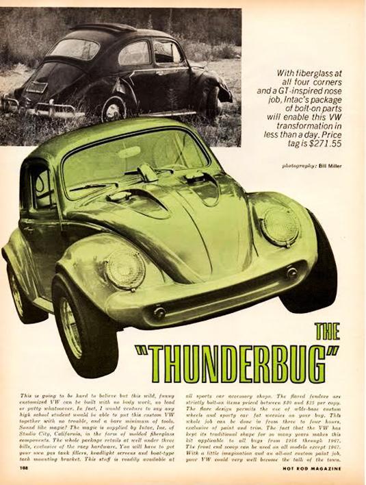 Hot Rod Magazine Nov 1967