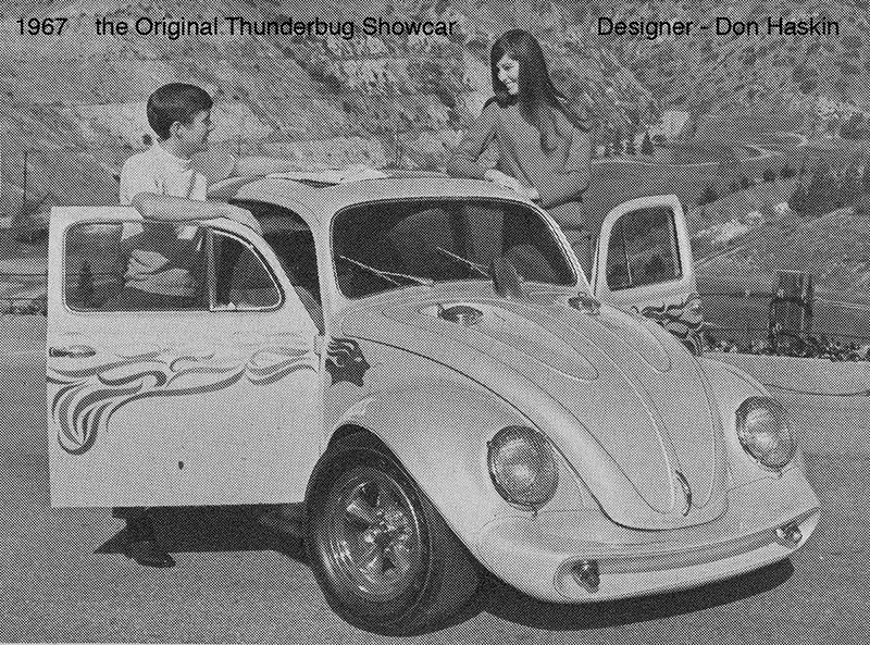 The original 1967 Thunderbug