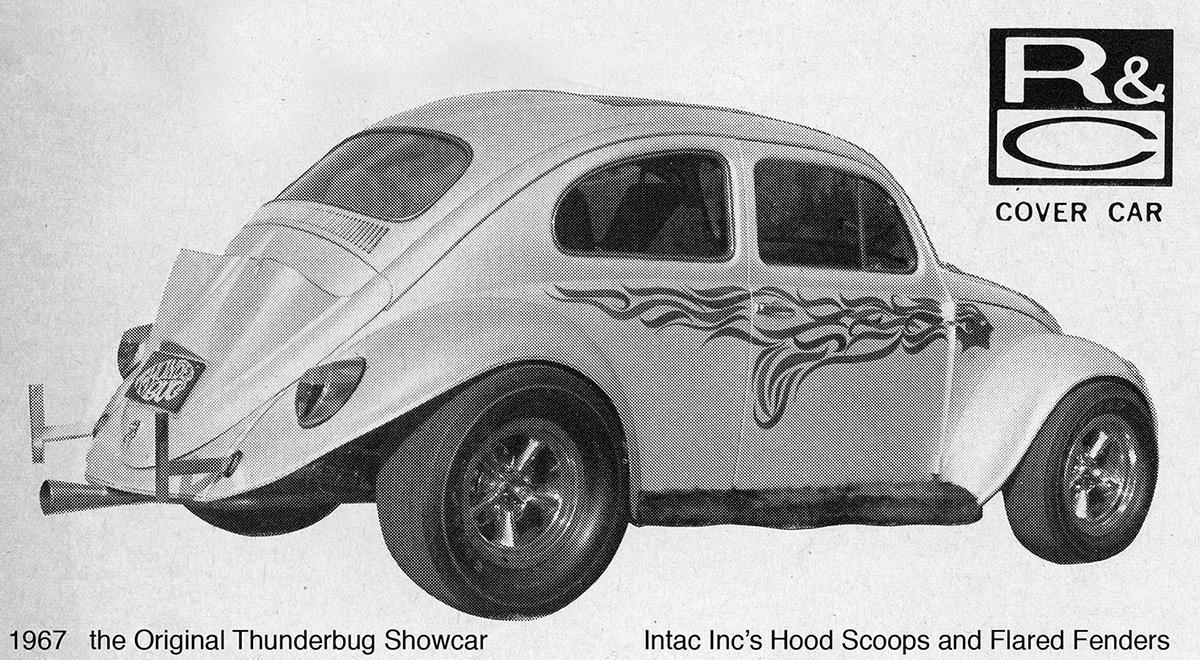 The Original 1967 Thunderbug
