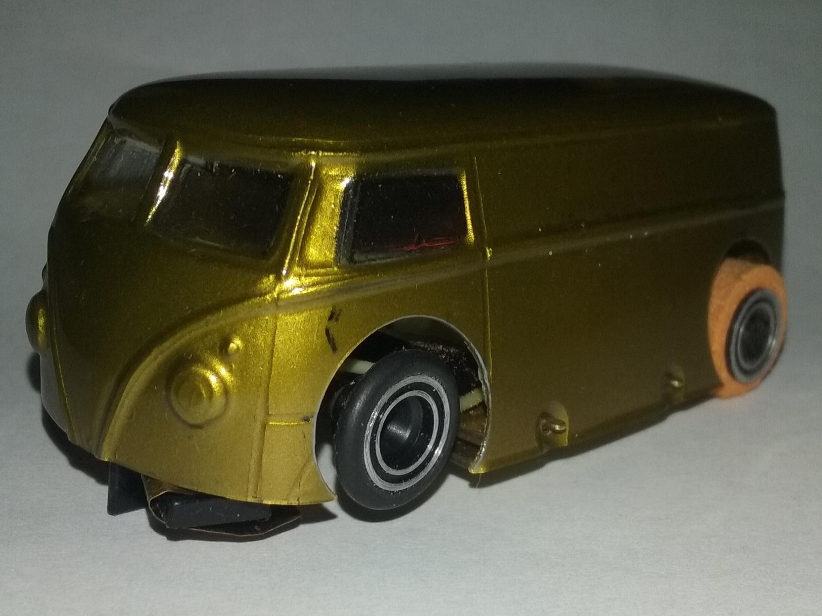 Riggen VW Van Slot Car