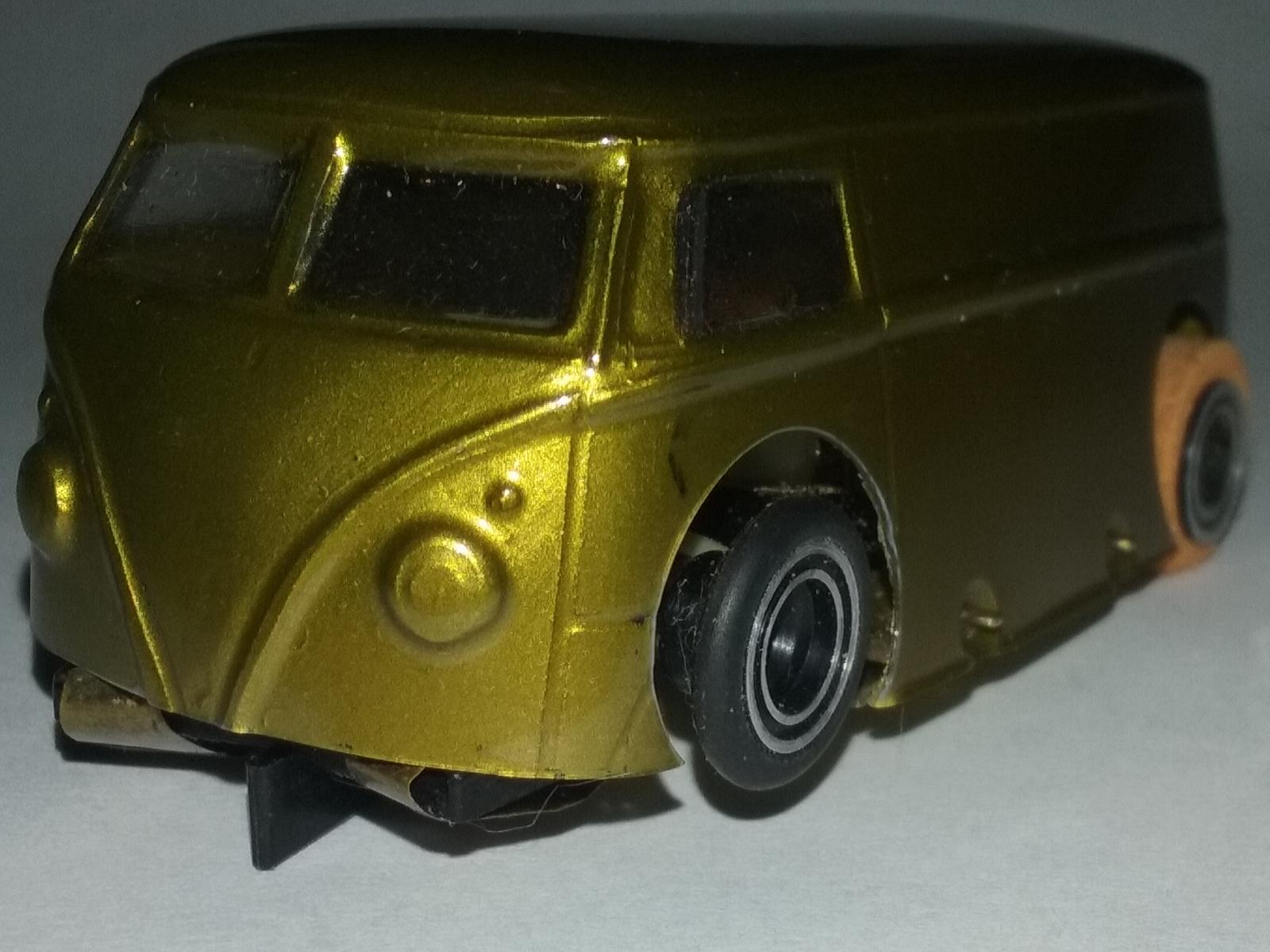 Riggen VW Van Slot Car